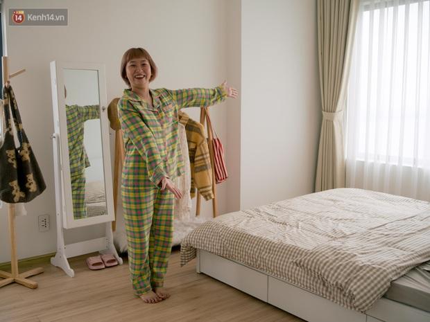 Trang Hý chơi sang ở một mình một nhà rộng 120m2 với 3 phòng ngủ, nội thất rẻ đến bất ngờ - Ảnh 8.