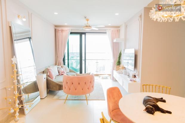 Thăm căn hộ màu hồng của Ngọc Thảo: Nội thất tự mua hết 850 triệu, xuất hiện nhiều nhân vật lạ ở chung - Ảnh 2.