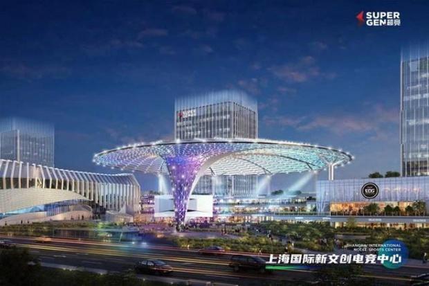 Trung Quốc khởi công xây dựng đấu trường eSports trị giá 898 triệu USD - Ảnh 1.