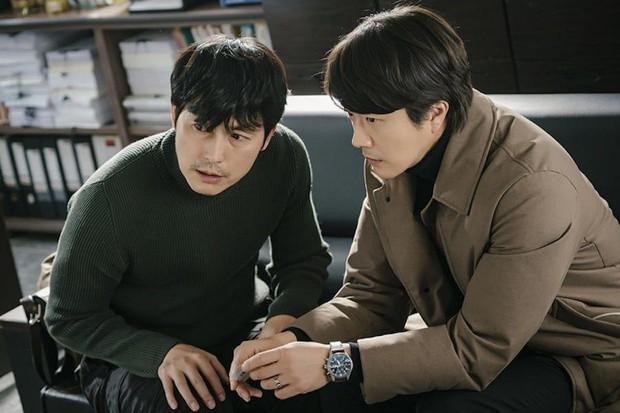 Có Jung Woo Sung - Kwon Sang Soo lại thêm Lee Jung Jae góp mặt, Delayed Justice là phim chất nhất quả đất rồi! - Ảnh 2.