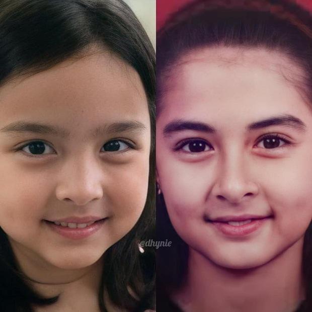 Bức hình mỹ nhân đẹp nhất Philippines cùng con gái có gì đặc biệt mà thu hút 1,5 triệu lượt like? - Ảnh 2.