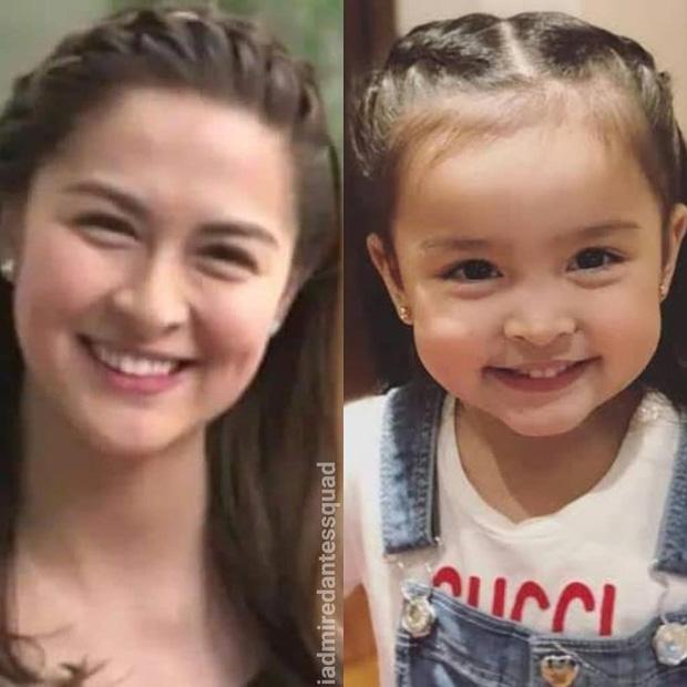 Bức hình mỹ nhân đẹp nhất Philippines cùng con gái có gì đặc biệt mà thu hút 1,5 triệu lượt like? - Ảnh 3.