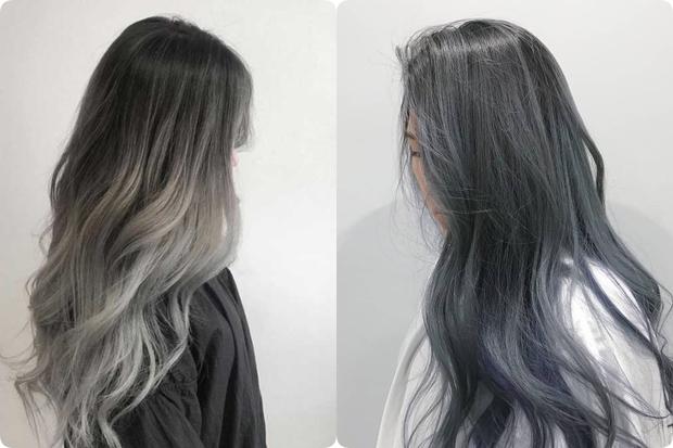 Tết nhất đến nơi, chị em còn chưa biết nhuộm tóc màu gì để da trắng sáng bật tông, thì tham khảo ngay chỉ dẫn này - Ảnh 12.