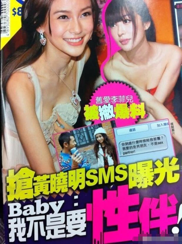 Thuyết âm mưu căng đét từ Hong Kong: Angela Baby -  Huỳnh Hiểu Minh thay phiên nhau làm Tuesday, thêm 4 nhân vật liên quan? - Ảnh 4.