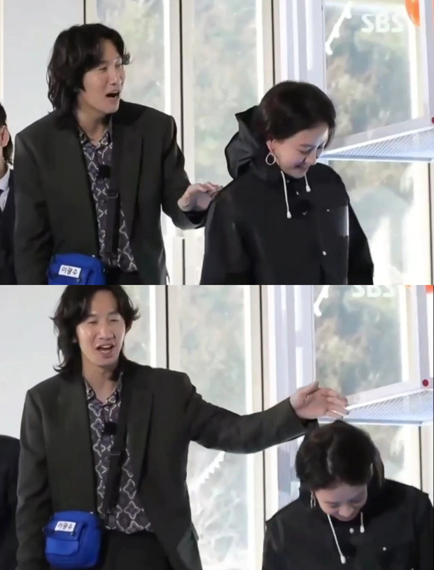 Chỉ 1 động thái nhỏ với Song Ji Hyo diễn ra trong 3 giây, Lee Kwang Soo đã lộ rõ nét tính cách thật ngoài đời - Ảnh 4.