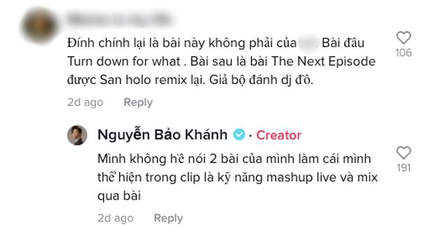 Chơi DJ rất cháy nhưng lại bị mỉa mai chỉ giả bộ múa may trên set nhạc người khác, K-ICM liền có động thái đáp trả - Ảnh 3.