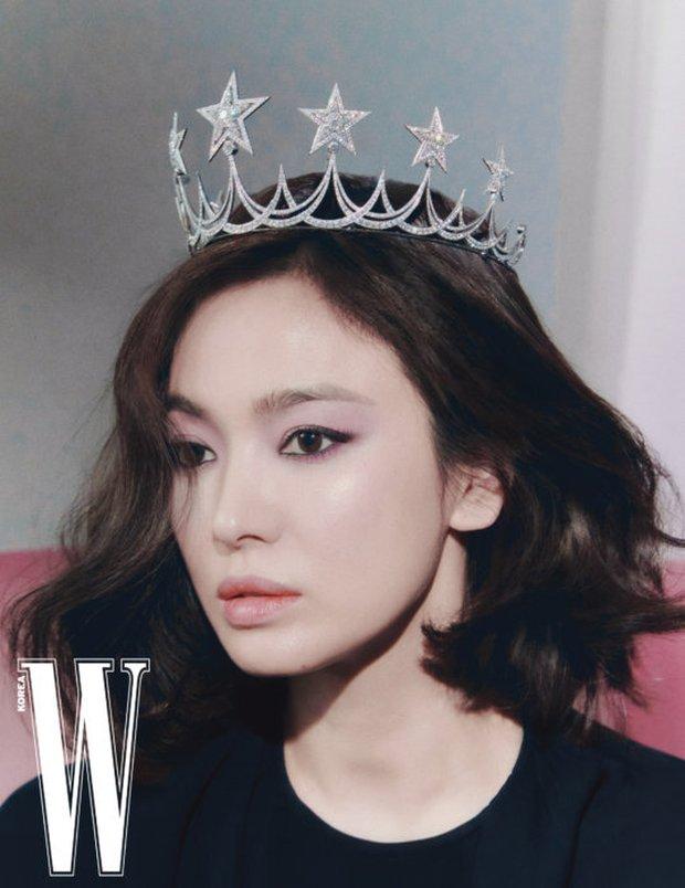 Tranh cãi bài phỏng vấn của Song Hye Kyo: Nghi đá đểu Song Joong Ki giả dối, hé lộ về tình trạng hẹn hò hiện tại - Ảnh 5.