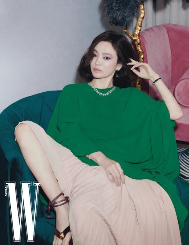 Tranh cãi bài phỏng vấn của Song Hye Kyo: Nghi đá đểu Song Joong Ki giả dối, hé lộ về tình trạng hẹn hò hiện tại - Ảnh 7.