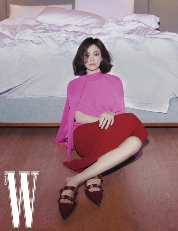 Tranh cãi bài phỏng vấn của Song Hye Kyo: Nghi đá đểu Song Joong Ki giả dối, hé lộ về tình trạng hẹn hò hiện tại - Ảnh 6.