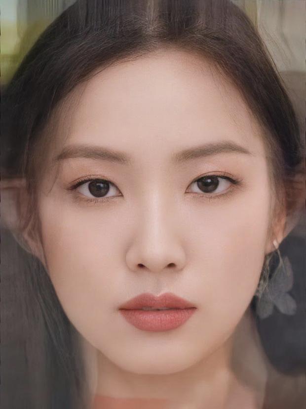Tổ hợp khuôn mặt 5 idol nữ hot nhất hiện nay: Nét của Jennie (BLACKPINK) mất dạng, 1 bộ phận nổi bật của Irene (Red Velvet) còn nguyên - Ảnh 2.