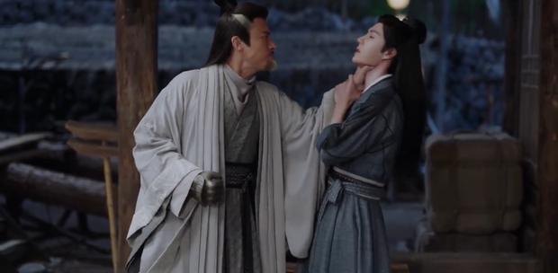Vương Nhất Bác ra mắt bố vợ mà rén cả người, lập lời thề bảo vệ Triệu Lệ Dĩnh suốt đời ở Hữu Phỉ tập 45 - 46 - Ảnh 3.