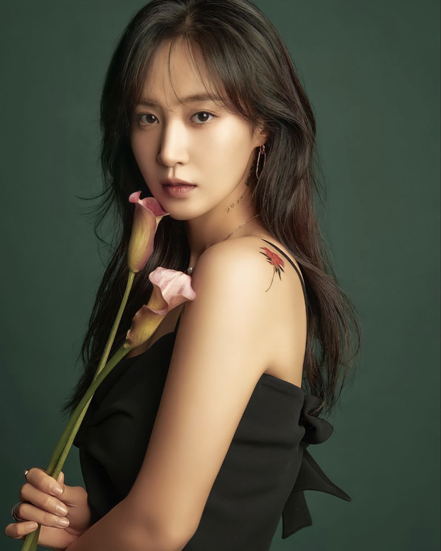 Yuri (SNSD) từng phản đối em họ debut làm idol nhưng phải đổi luôn thái độ khi nhìn thấy nhan sắc và khả năng của cô nàng này - Ảnh 3.