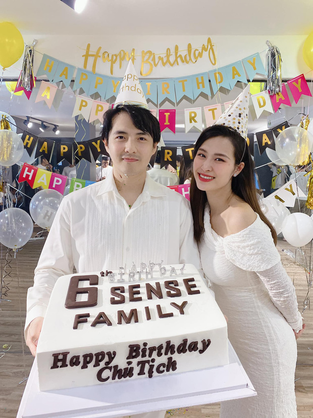 Ông Cao Thắng được Đông Nhi và dàn sao Vbiz tổ chức sinh nhật cực hoành tráng, nhìn là biết Chủ tịch được quý đến mức nào! - Ảnh 3.
