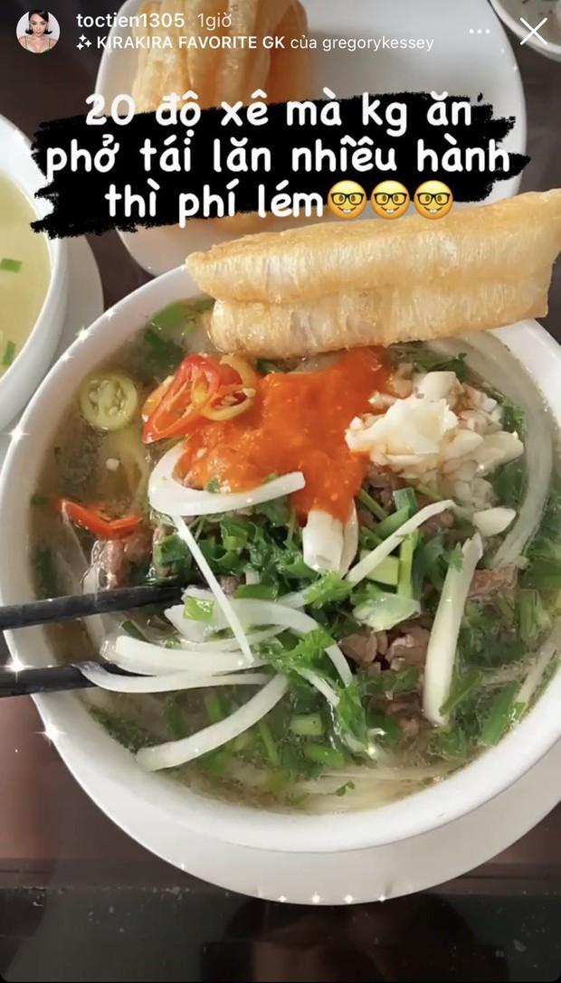 Lạnh 20 độ xê thì ăn gì cho ngon: lướt qua Instagram của food girl Tóc Tiên sành ăn là biết liền! - Ảnh 2.