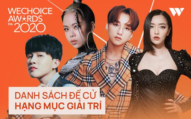 Các nghệ sĩ Việt nô nức kêu gọi bình chọn tại WeChoice Awards 2020, cuộc chiến fandom đang vô cùng gay cấn! - Ảnh 1.
