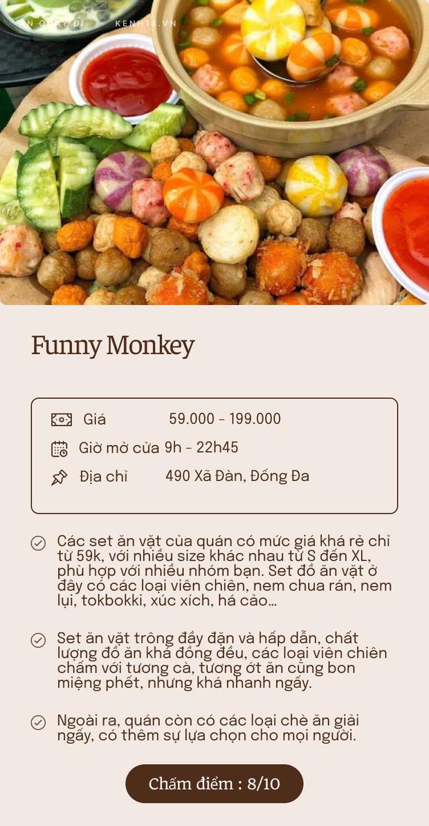 Bỏ túi 5 quán ship box ăn vặt quanh Hà Nội: Đủ lựa chọn cho các mọt ăn nhâm nhi mỗi xế chiều - Ảnh 3.