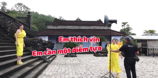 Nam Em đi show với dàn Hoa hậu, Á hậu: Thần đèn thể trạng yếu nhưng vẫn vô cùng lầy lội - Ảnh 4.