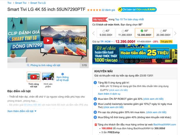 Góc chị em low-tech sắm Tết: Kinh nghiệm chọn mua TV xịn sò giá cả hợp lý giữa mùa sale - Ảnh 2.