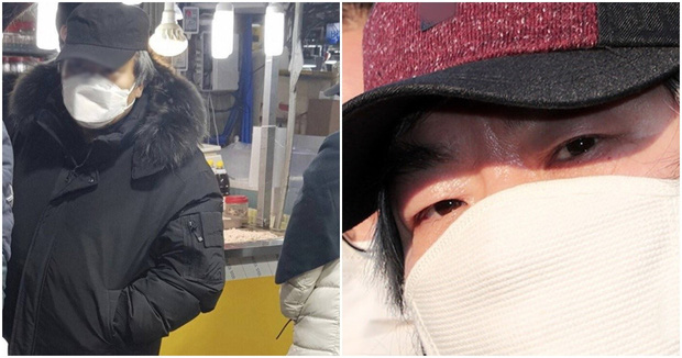 """Lần đầu ra phố sau khi được trả tự do, tên tội phạm ấu dâm vụ bé Nayoung phản ứng """"rợn người"""" khi bị hỏi có phải là kẻ gây tội năm nào  - Ảnh 3."""