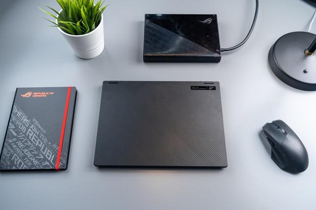 ASUS trình làng laptop gaming mới: Màn hình xoay 360 độ, thân hình 13 inch nhỏ gọn không tưởng - Ảnh 9.