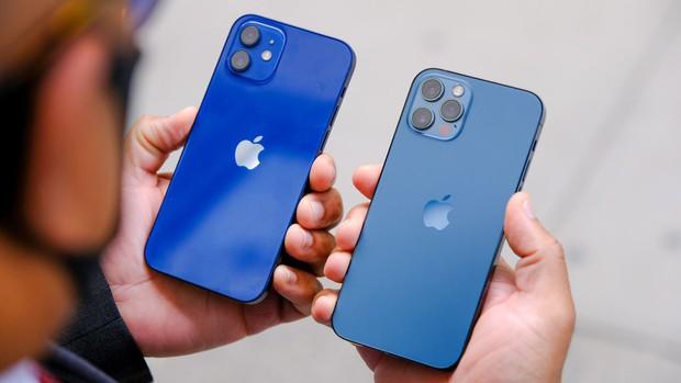 iPhone 12 đã có thể kết nối 5G tại TP.HCM - Ảnh 1.