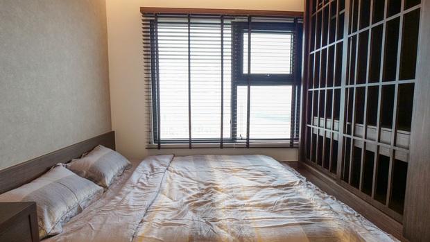 Căn hộ Vinhomes với phong cách Nhật Bản tinh tế và tiện nghi, ăn tiền nhất là view đắt giá bao trọn VinUni - Ảnh 8.