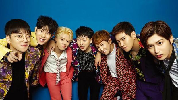 Loạt nhóm Kpop tròn 10 tuổi trong năm 2021: Apink, Super Junior trường tồn theo năm tháng; Trouble Maker, Ma Boy đi vào huyền thoại - Ảnh 5.