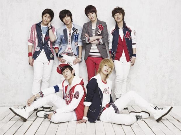 Loạt nhóm Kpop tròn 10 tuổi trong năm 2021: Apink, Super Junior trường tồn theo năm tháng; Trouble Maker, Ma Boy đi vào huyền thoại - Ảnh 7.