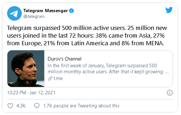 Sau khi người dùng lũ lượt chuyển sang Signal và Telegram, WhatsApp vội tuyên bố rằng sẽ không chia sẻ toàn bộ dữ liệu cho Facebook - Ảnh 2.