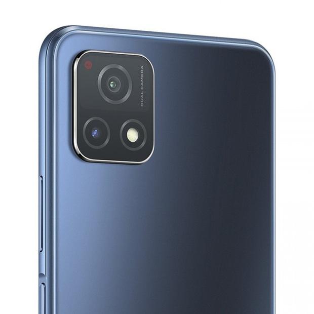 Smartphone 5G đầu tiên chạy chip Snapdragon 480 ra mắt, giá chỉ hơn 5 triệu đồng - Ảnh 2.