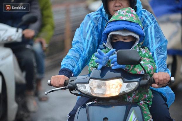 Vừa tạm nắng ấm, miền Bắc chuẩn bị đón tiếp gió mùa lạnh giá vào cuối tuần này - Ảnh 1.