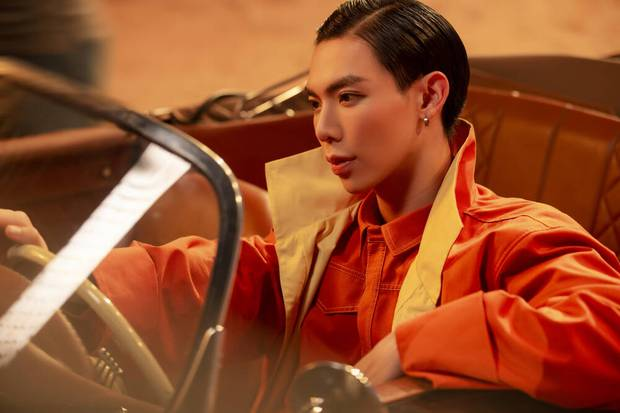 Erik tự dưng để tóc tém mái chéo, dân mạng chết cười vì quá giống Xa Thi Mạn, Thu Trang rồi cả Tóc Tiên cũng được gọi tên - Ảnh 4.