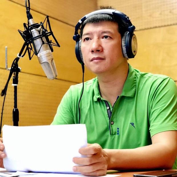 BLV Quang Huy: Con trai ruột nhạc sĩ nổi tiếng và những góc khuất ít người biết - Ảnh 3.