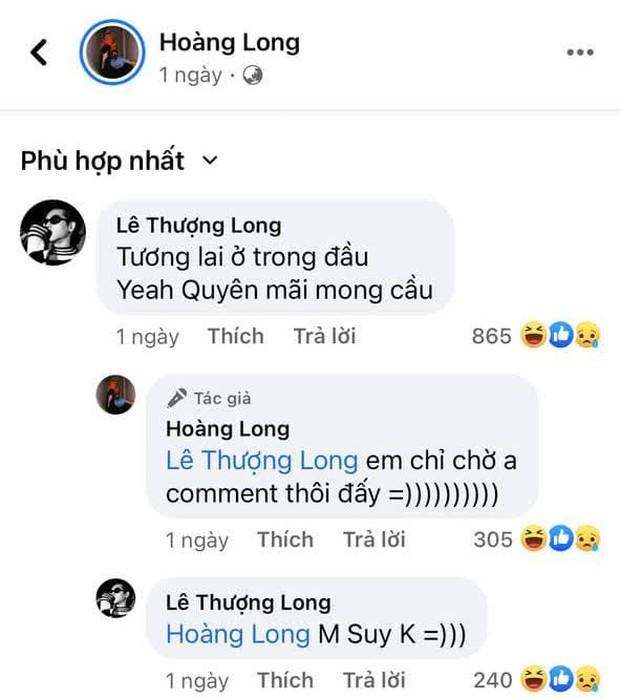 MCK hài hước đặt rap name cho Lệ Quyên sau phát ngôn về việc làm HLV Rap Việt, WEAN cũng vào tung hứng - Ảnh 4.