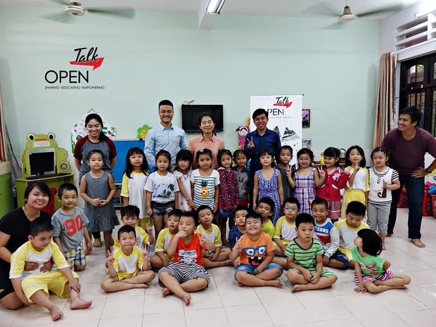 OpenM - Doanh nghiệp xã hội khao khát bảo vệ trẻ em khỏi những xâm hại bằng tư duy mới - Ảnh 4.