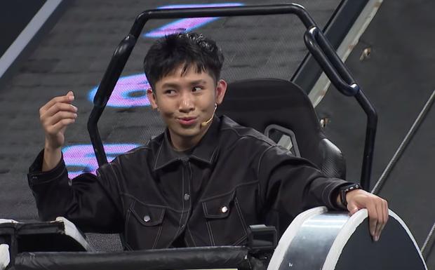 Ricky Star bất ngờ nhắc đến Đen Vâu ở Nhanh Như Chớp với lý do khó đỡ - Ảnh 2.