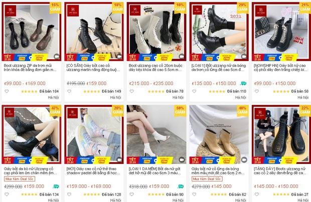 Nghiên cứu 3.000 review tìm ra 5 shop bán boots đỉnh của chóp giá dưới 300k - Ảnh 8.