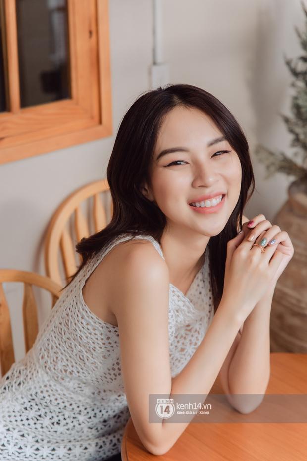 Phí Phương Anh: Tôi thần tượng và có rất nhiều thứ cần hỏi chị Chi Pu trên con đường âm nhạc của mình - Ảnh 3.