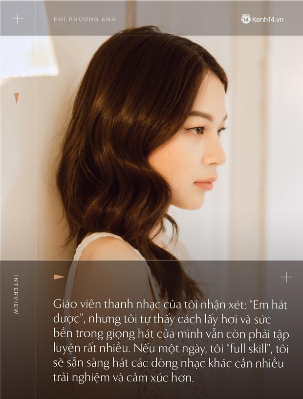 Phí Phương Anh: Tôi thần tượng và có rất nhiều thứ cần hỏi chị Chi Pu trên con đường âm nhạc của mình - Ảnh 13.