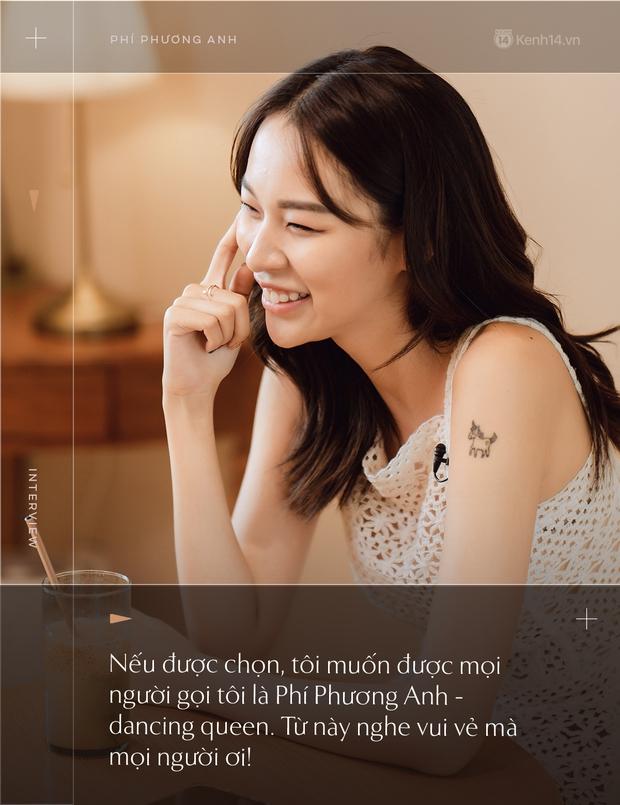 Phí Phương Anh: Tôi thần tượng và có rất nhiều thứ cần hỏi chị Chi Pu trên con đường âm nhạc của mình - Ảnh 14.