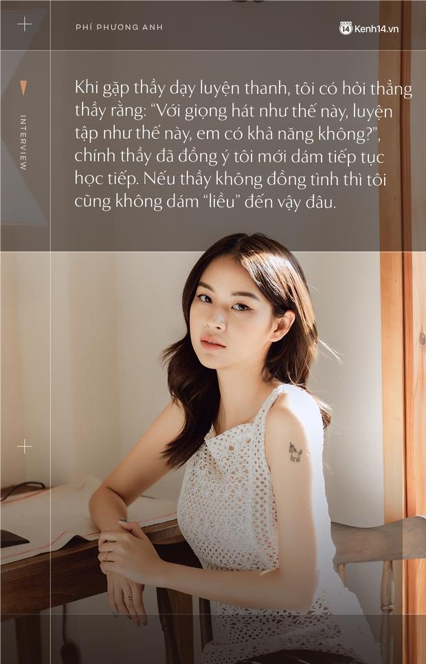 Phí Phương Anh: Tôi thần tượng và có rất nhiều thứ cần hỏi chị Chi Pu trên con đường âm nhạc của mình - Ảnh 5.