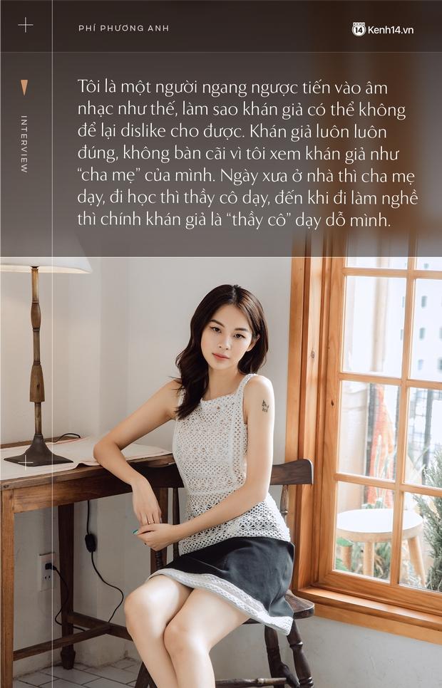 Phí Phương Anh: Tôi thần tượng và có rất nhiều thứ cần hỏi chị Chi Pu trên con đường âm nhạc của mình - Ảnh 9.