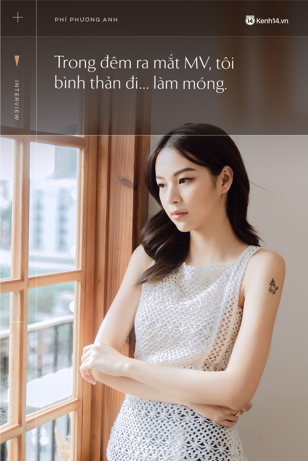Phí Phương Anh: Tôi thần tượng và có rất nhiều thứ cần hỏi chị Chi Pu trên con đường âm nhạc của mình - Ảnh 11.
