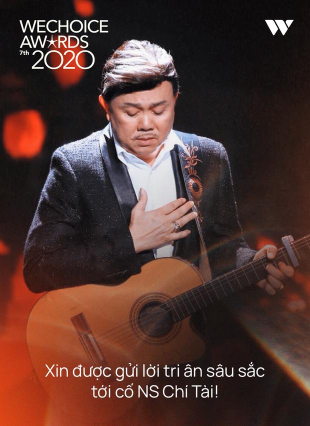 WeChoice Awards dành hạng mục đặc biệt để tôn vinh cố nghệ sĩ Chí Tài: Nghệ sĩ trong trái tim khán giả - Ảnh 2.