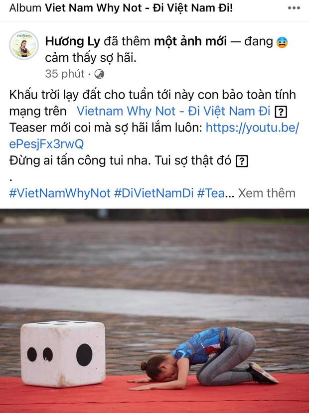 Hương Ly bĩu môi khẳng định: Xin lỗi, chị Hoàng Thùy không có cửa với chị Mâu Thủy nha! - Ảnh 6.