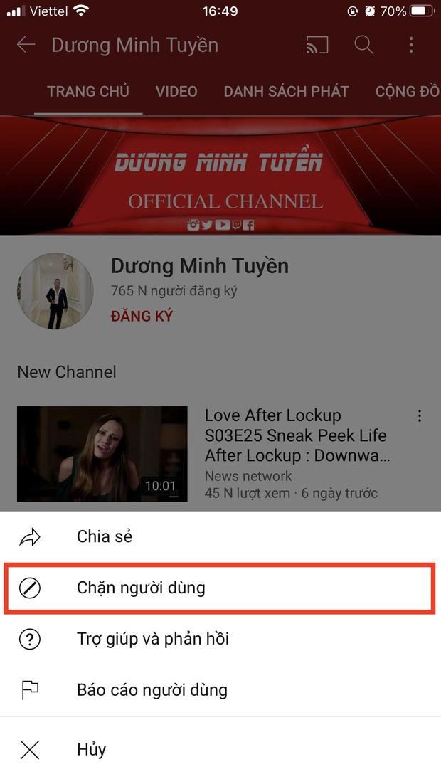 Lo ngại nội dung xấu, độc trên YouTube ảnh hưởng đến trẻ nhỏ? Đây là cách để bạn chặn triệt để ngay - Ảnh 7.
