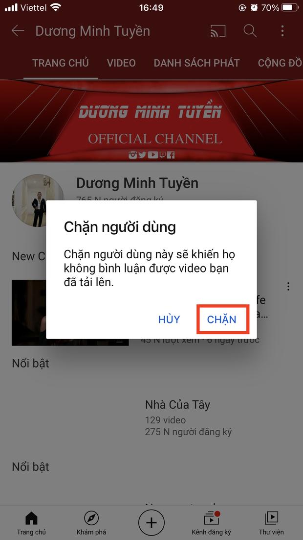 Lo ngại nội dung xấu, độc trên YouTube ảnh hưởng đến trẻ nhỏ? Đây là cách để bạn chặn triệt để ngay - Ảnh 8.