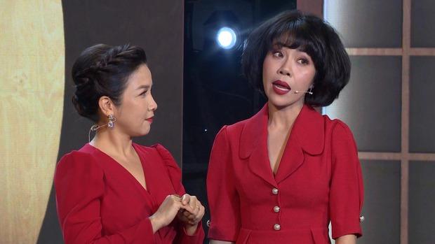 Clip: Diva Mỹ Linh cực gắt trong lần đầu diễn kịch với Trác Thúy Miêu - Ảnh 1.