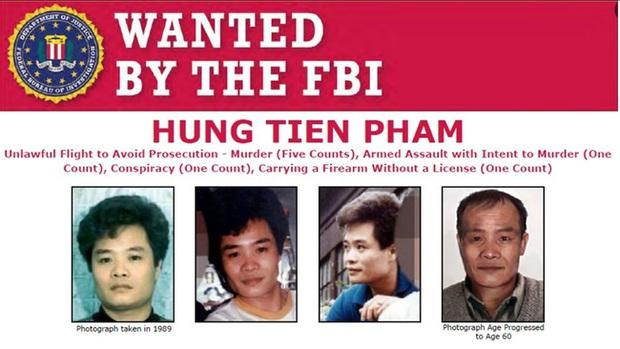 FBI treo thưởng gần 700 triệu đồng cho người cung cấp thông tin về nghi phạm người Việt liên quan vụ thảm sát đẫm máu xảy ra từ 30 năm trước - Ảnh 1.