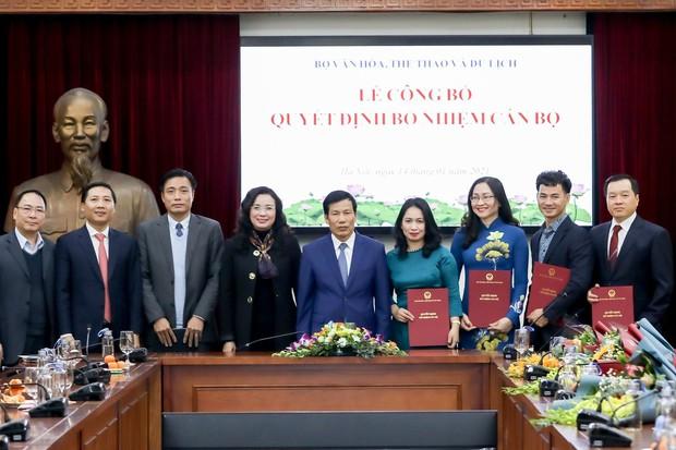 NS Xuân Bắc chính thức lên chức Giám đốc Nhà hát Kịch Việt Nam - Ảnh 2.